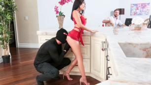Reality Kings - Huge Cum For Me Honey Moon