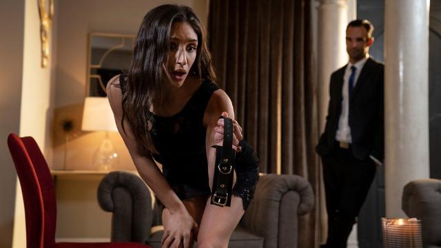 Babes - The Invitation For Hot Abella Danger: Part 3