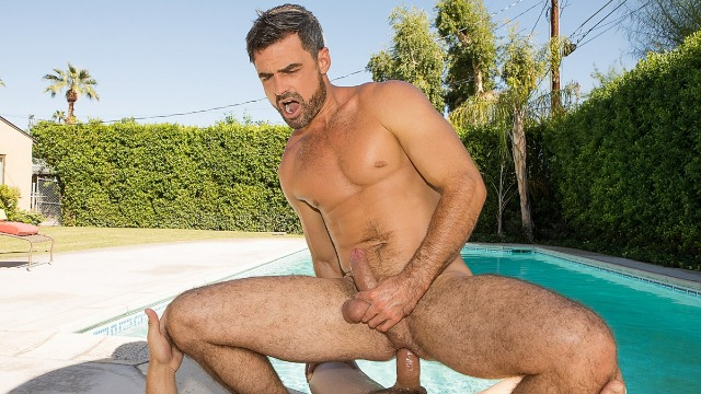 Seancody - Randy And Daniel: Bareback Facial