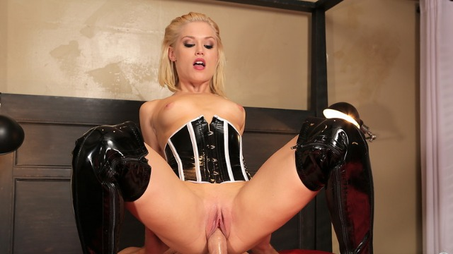 Wicked - Right Amount of Wrong - Scene 2 Ash Hollywood Fucks Hard