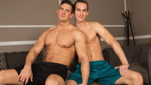 Seancody - Howard And Joey: Bareback Play For Pleasure